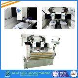 スクリーンの監視および緩和されたガラスの保護装置のためのXyzの二重軸線の中国の高精度CNCの打抜き機