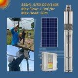 3дюйм из нержавеющей стали 140 ВТ BLDC солнечной косозубую шестерню водяного насоса ротора, солнечной энергии винт насоса