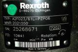 partes separadas uma da Rexroth2F16-6.1 Bomba de Pistão Hidráulico para Tratores de Esteiras rolante