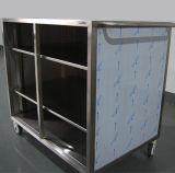 Producto caliente de acero inoxidable carrito médico hospitalario personalizado