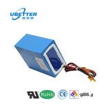 Pack de baterias de lítio ODM 24V Bateria de íon de lítio de 10 Ah para veículos eléctricos