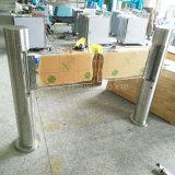 Cancello della barriera dell'entrata dell'oscillazione di obbligazione con i cancelli girevoli del sistema di controllo di accesso