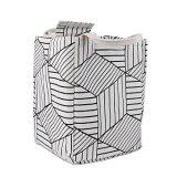 Sacs à lunch réutilisables toile imprimée aluminium étanche sac isotherme