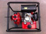 4 дюймов гидравлической системы для домашнего использования, сельскохозяйственного орошения дизельного двигателя водяного насоса