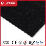 黒いカラーVctのタイル張りの床2mm Nmv33