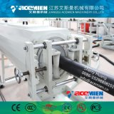 Tipo general solo tubo corrugado de doble pared de la máquina de extrusión de PVC PP PE