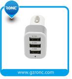 2018熱く多彩で安い価格3 USB携帯電話のためのポートの小型車の充電器