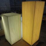 Kkr translucide en pierre de résine Surface Solide Surface solide
