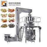 計重機が付いている穀物かシードまたはナットまたは豆の十分に自動パッキング機械