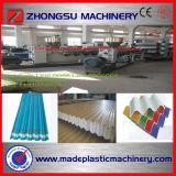 Corrugated изготовление штрангпресса листа толя PVC