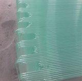 10mm 의 12mm 실크 샤워 문을%s 스크린에 의하여 인쇄되는 강화 유리 프라이버시 유리