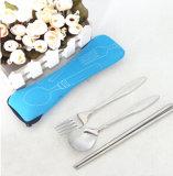 플라스틱 Gife 고정되는 물고기 디자인 포크 숟가락 칼 식기