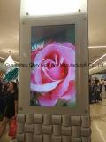 P3.33 kleiner Pexil Abstand farbenreiche LED-Bildschirmanzeige-videowand für Mall