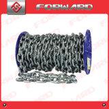 Cadeia de ligação curta soldada / aço inoxidável DIN766
