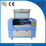 Estrutura de venda quente/Madeira/Acrílico CO2 máquina de corte a laser CNC