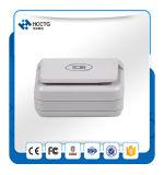 Удобный 3,5 мм аудиоразъем проведите машину считывающего устройства карточки ACR31