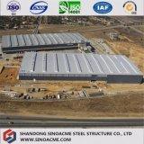 Atelier lourd de structure métallique pour la fabrication industrielle