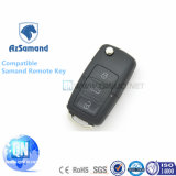 Samand compatible Remote Key Replacements avec 2 Buttons et 3 Buttons Transmits dans 433.92MHz
