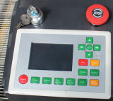 Machine de découpage de alimentation automatique de laser de tissu de roulement
