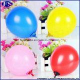 Preiswerte Form spielt des neuen Produkt-2017 ein 10 Zoll-Standard-Latex-runden Ballon 100%