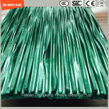 glace de construction de sûreté de 4-19mm, soufflage de sable, glace modelée de fonte chaude pour la porte/guichet/douche/partition/frontière de sécurité à la maison avec le certificat de SGCC/Ce&CCC&ISO