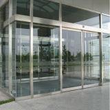 Portello commerciale di vetro esterno di obbligazione dell'entrata dell'acciaio inossidabile