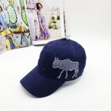 Cappello di baseball animale multicolore su ordinazione all'ingrosso di modo del ricamo di Applique di Guangzhou