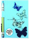 De zachte Dagboeken van de Dekking met Pen