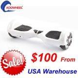 Koowheel Twee de Spreker UL2272 Hoverboard van Bluetooth van het Wiel