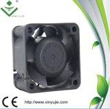 Ventilador de refrigeração axial de alta velocidade da C.C. de 12V 40mm 40X40X28mm