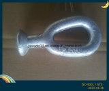 Racor de tubería de alimentación tuerca de anilla Oval