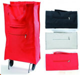 Ruedas de rodadura plegable Shopping Bag Bolsa de compras