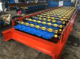 インドのタイプ1450熱い販売カラー鋼鉄台形タイルの生産ライン