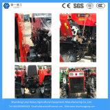 ferme de machines agricoles de 48HP 4WD mini/jardin/pelouse/entraîneurs compacts dans Weifang Chine
