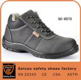 Saicouの鋼鉄つま先の鋼板工学働く森林安全靴Sc6573