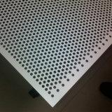 Feuille métallique perforée en acier inoxydable ou en aluminium