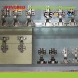 Bisagra del gabinete de cocina desmontable completa superposición hidráulico
