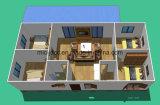 Casa prefabricada modular de acero de Strucutre de 3 cuartos
