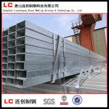 高い等級の電流を通された正方形か長方形の管か管