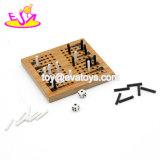 De beste Spelen van het Schaak van de Verkoop Koele Speel Houten voor Jonge geitjes W11A097