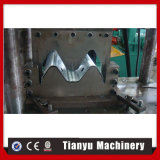 Roulis froid de courbure de rambarde à extrémité élevé de route formant la machine à vendre