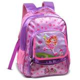 De roze Rugzak van de School van Materail van het Satijn voor Meisjes (PK-SC1301C)