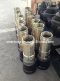 Boyau Drilling industriel de spirale en caoutchouc de fil d'acier