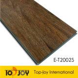 El patrón de madera resistente pvc suelos de parqué