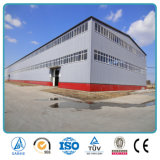 Almacén ligero pre dirigido de las estructuras de acero de la viga de H para la venta