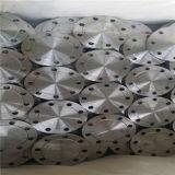 Flange da placa de aço carbono Dn50-Dn300