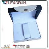Madeira Assista Caixa de empacotamento Velvet Couro Relógio de papel Relógio de armazenamento Relógio de embalagem Caixa de embalagem de presente de presente (Lw055)