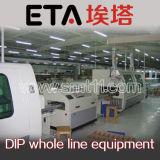 Fabrication de haute qualité de l'équipement d'assemblage CMS brasage à la vague de la machine, machine à souder d'onde Eta-C3