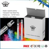 Nécessaire électronique remplaçable en céramique de Vape de cigarette de réservoir en verre de la bobine 0.5ml de vaporisateur épais de pétrole