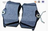 Pastilhas de travão partes separadas Fmsi D620 para Benz Classe E TRICORPO SL